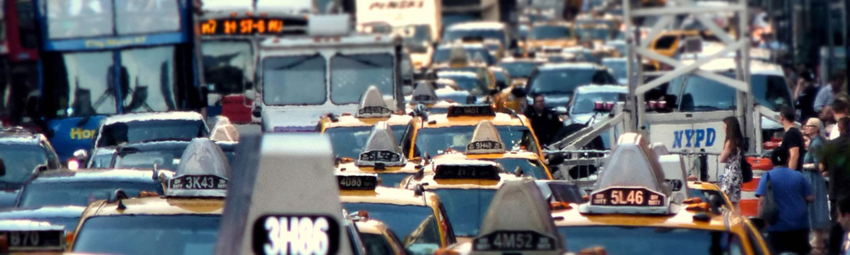 Banner Photo: Transportation & Environment